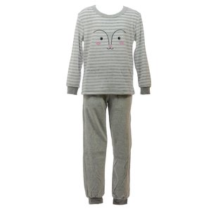 Outfitter Outfitter meisjes peuter pyjama Bever