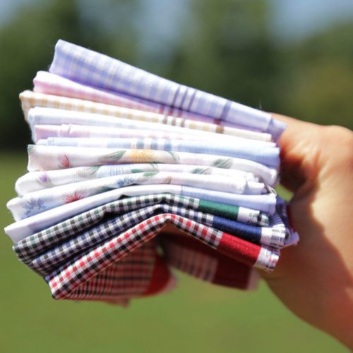 Dames zakdoeken
