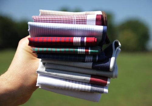 Heren zakdoeken