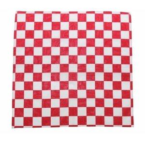Meneer Bart Boeren zakdoek Brabantse vlag