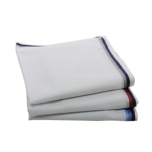 Swan Swan Heren zakdoeken, Club Origineel, 6 stuks