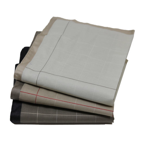 Tiseco Tiseco  zakdoeken Julia, 35 x 35 cm, 12 stuks