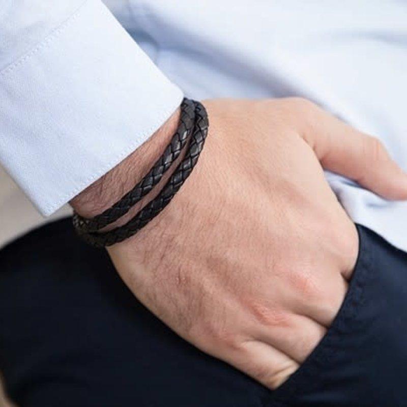 METRO Islington Bracelet Black