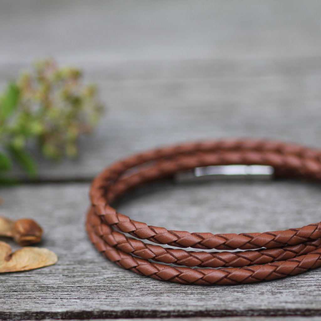 METRO Soho Bracelet Tan