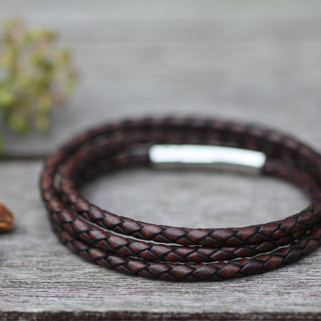 METRO Soho Bracelet Mocha