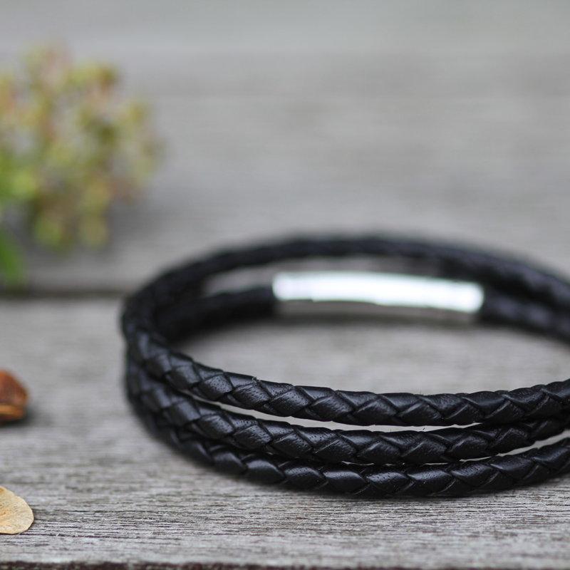 METRO Soho Bracelet Black