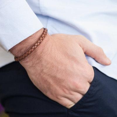 Joulberry Bono Bracelet Tan