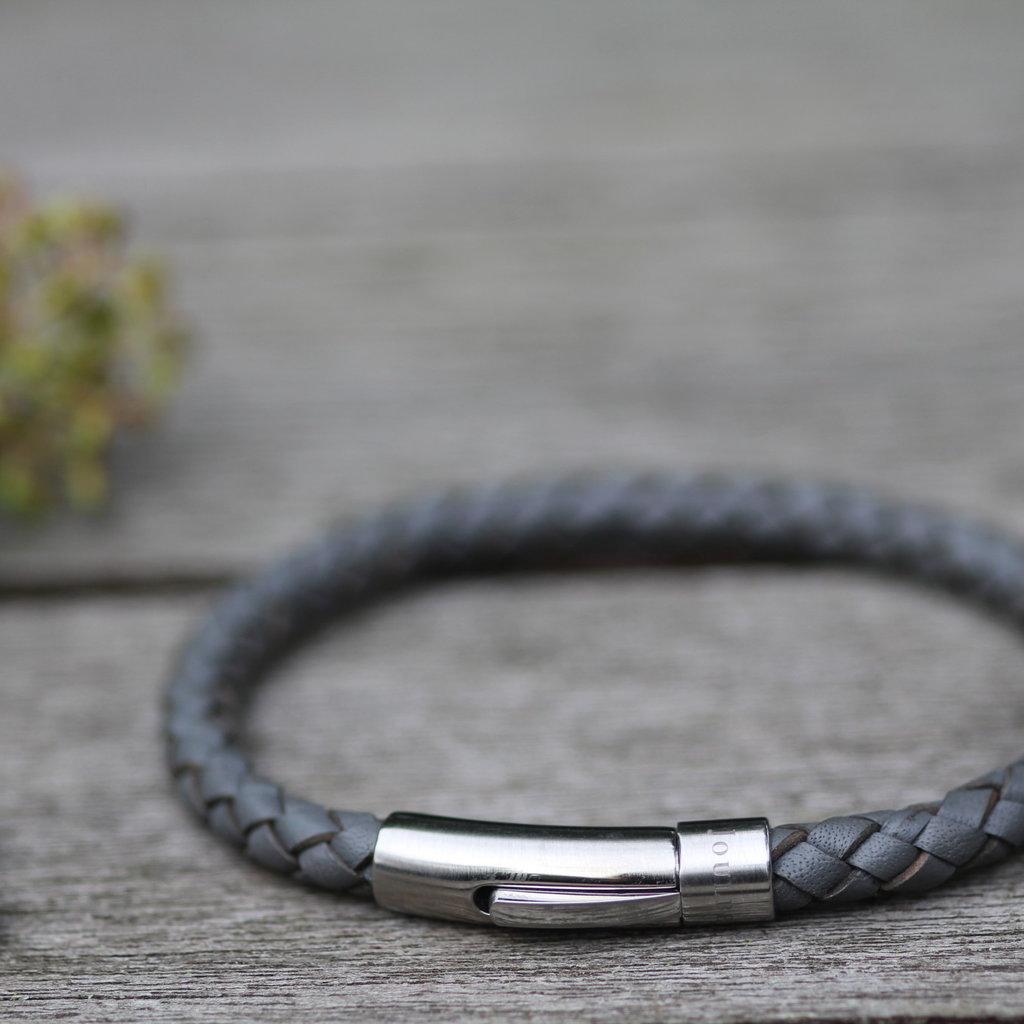 Joulberry Bono Bracelet Grey