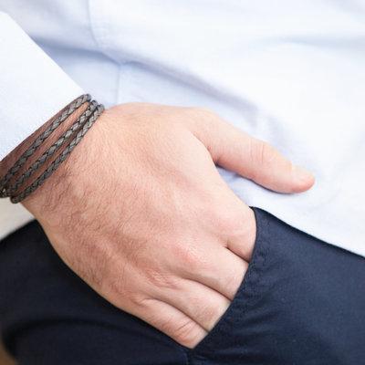 Soho Bracelet Grey