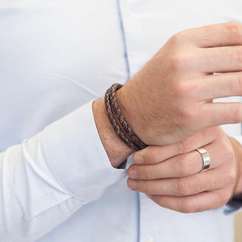 Islington Bracelet Mocha