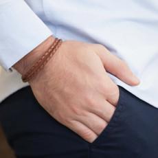 METRO Aston Bracelet Tan
