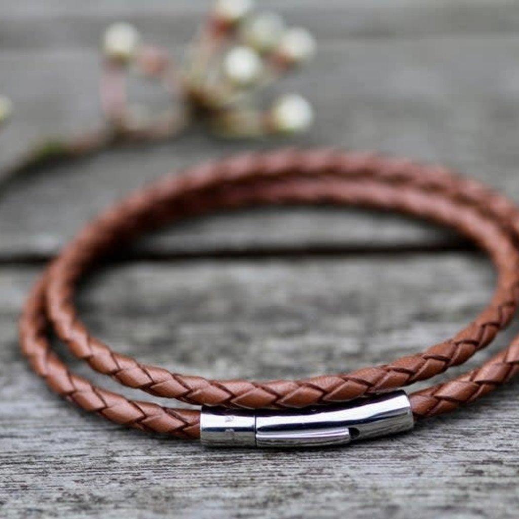 Aston Bracelet Tan