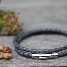 METRO Aston Bracelet Grey