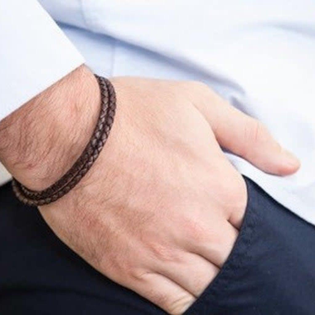 Joulberry Aston Bracelet Mocha