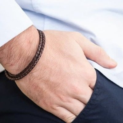 METRO Aston Bracelet Mocha