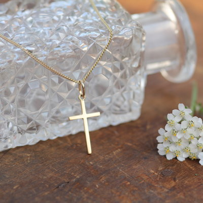 Joulberry Gold Devotion Necklace