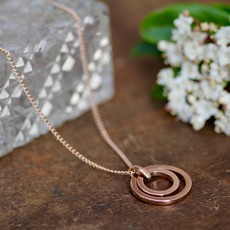 Rose Gold In2You Necklace