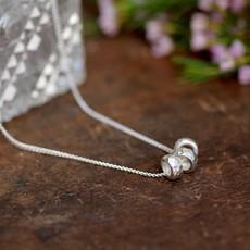 MADISON Silver Luna Necklace