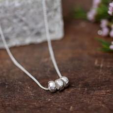 Silver Luna Necklace