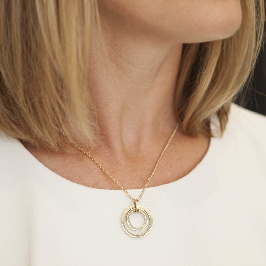 KENSINGTON Gold In2you Necklace