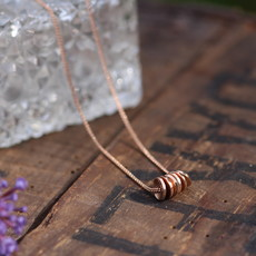 Rose Gold Sienna Necklace