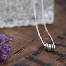 Joulberry Silver Sienna Necklace