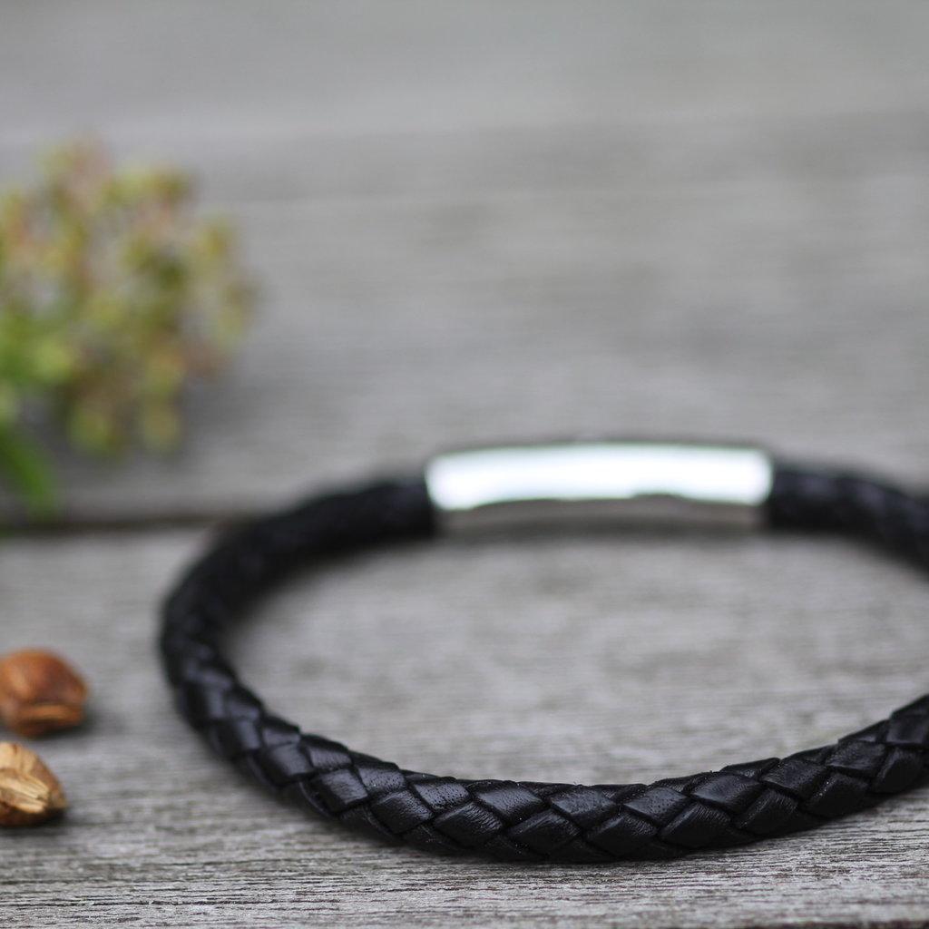 Joulberry Bono Bracelet Black