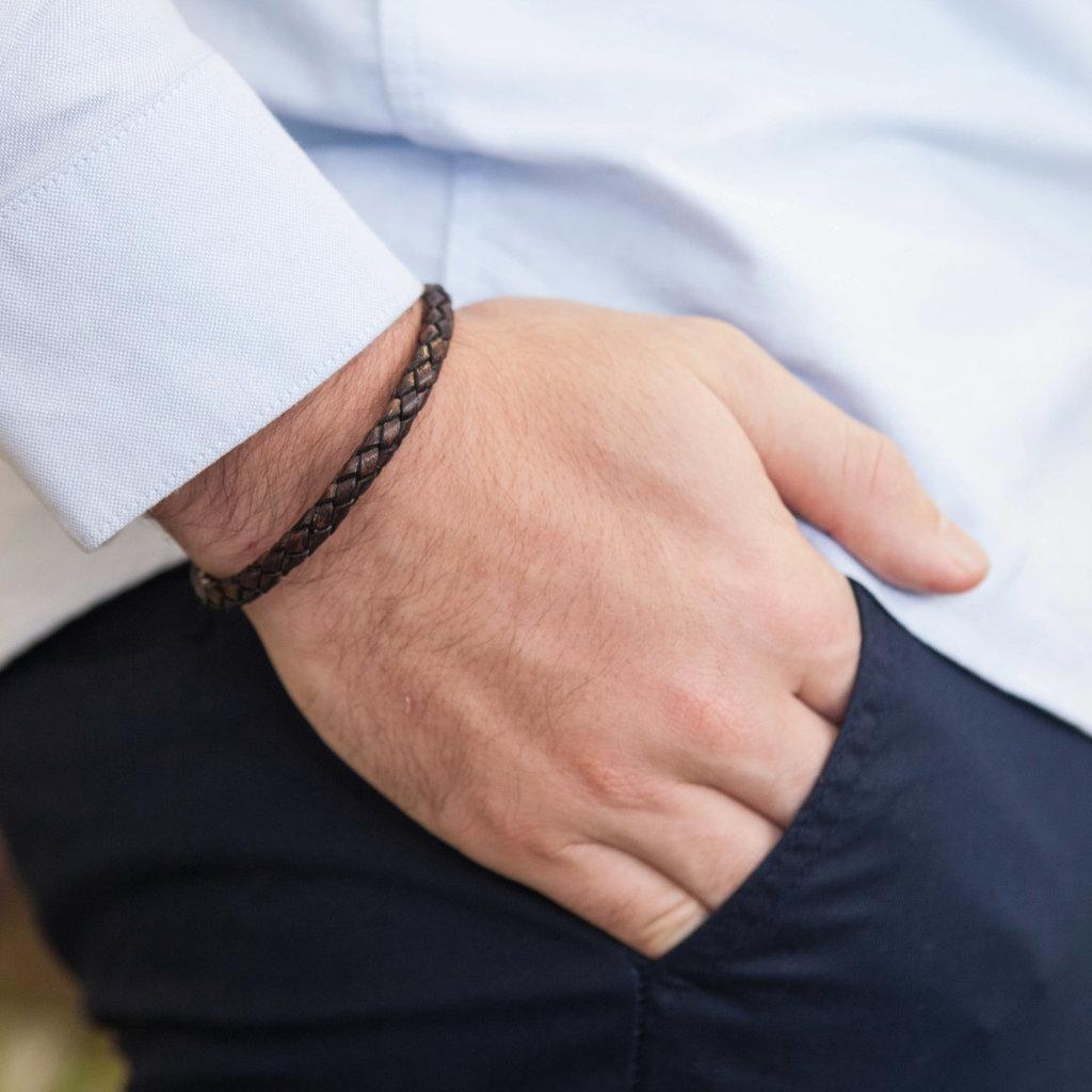 METRO Bono Bracelet Mocha