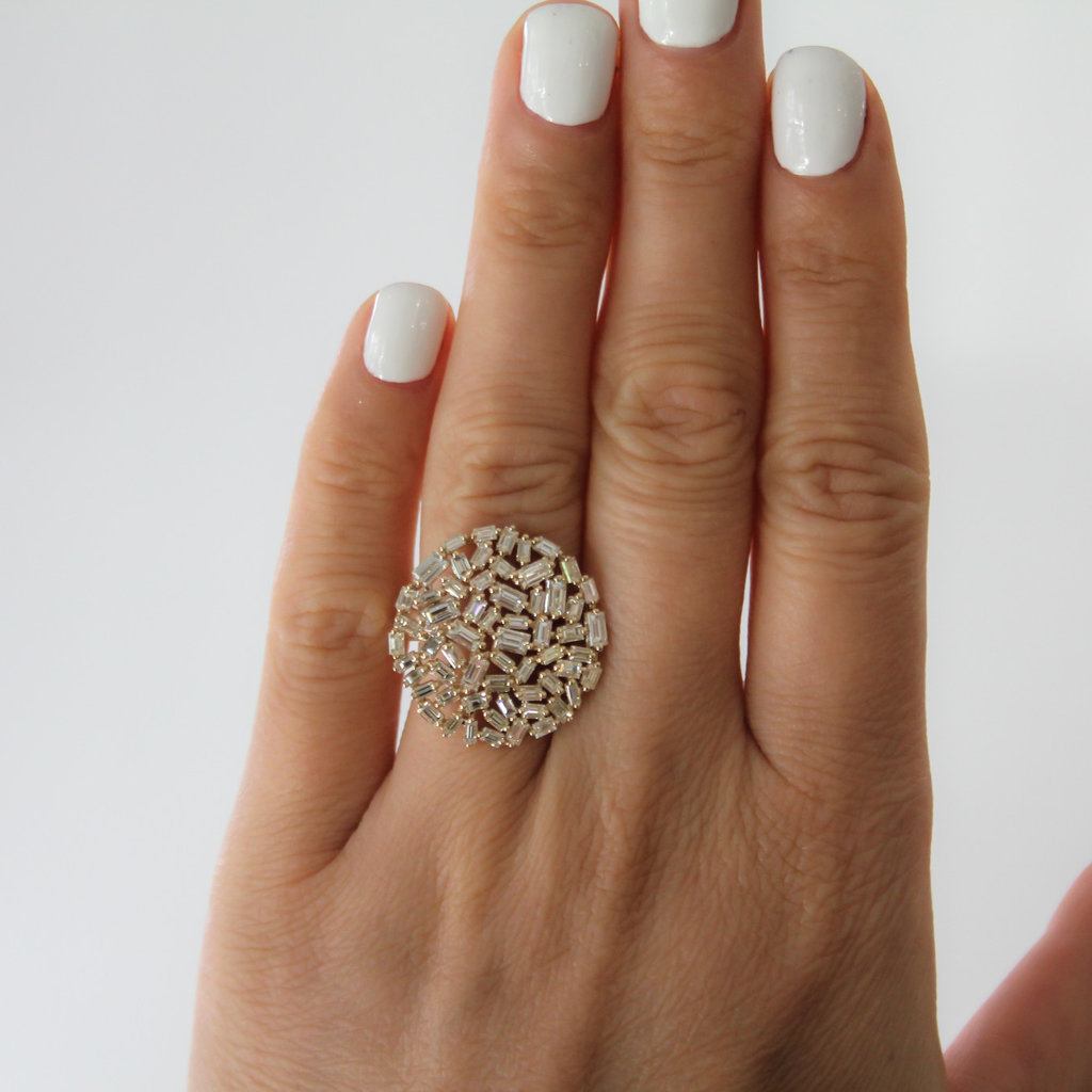 Joulberry Gold Eclipse Ring