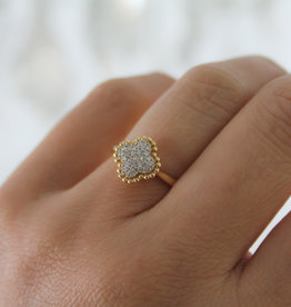 Joulberry Gold Rebecca Boho Ring