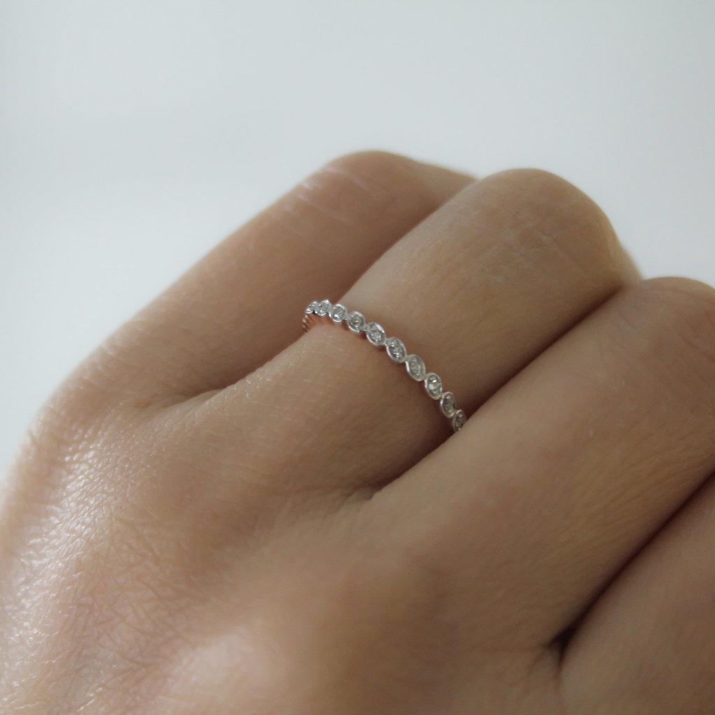 Emily Rose Gold Diamond Ring