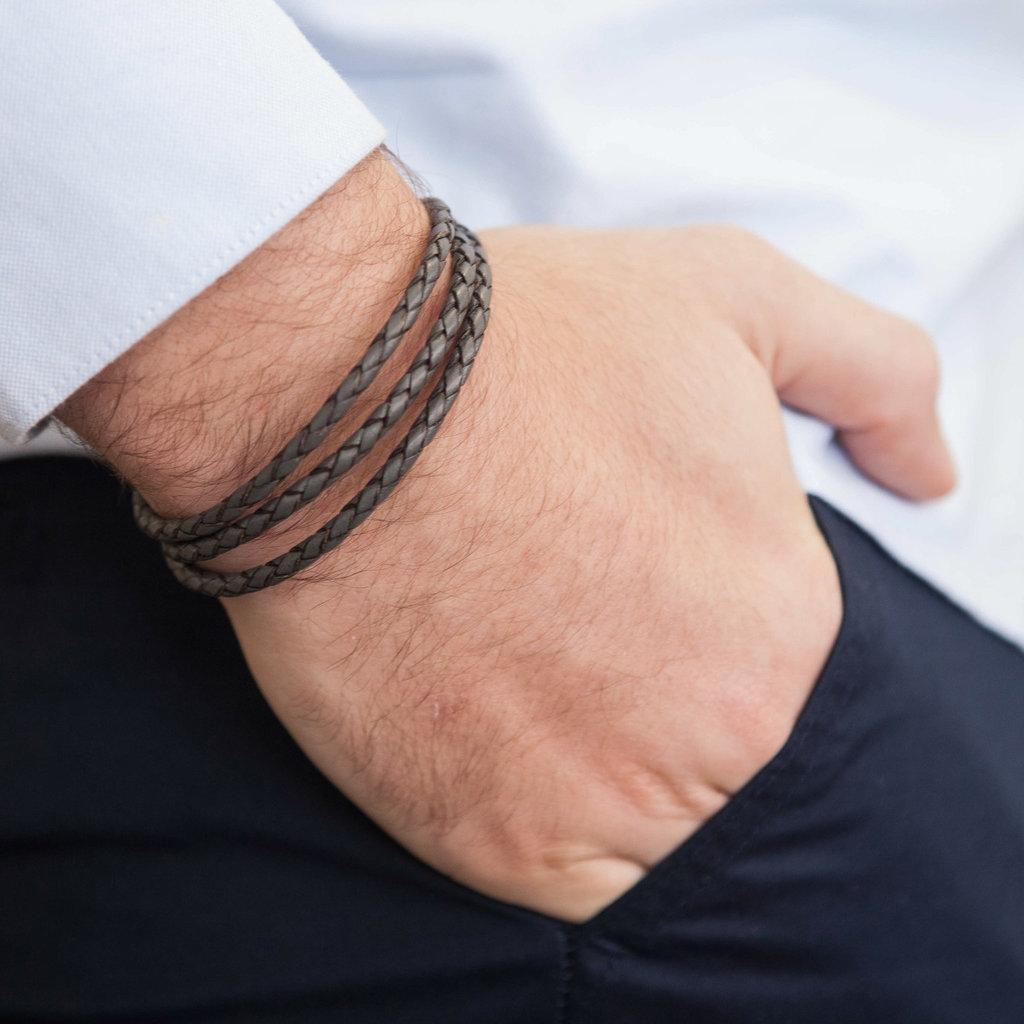 METRO Soho Bracelet Grey