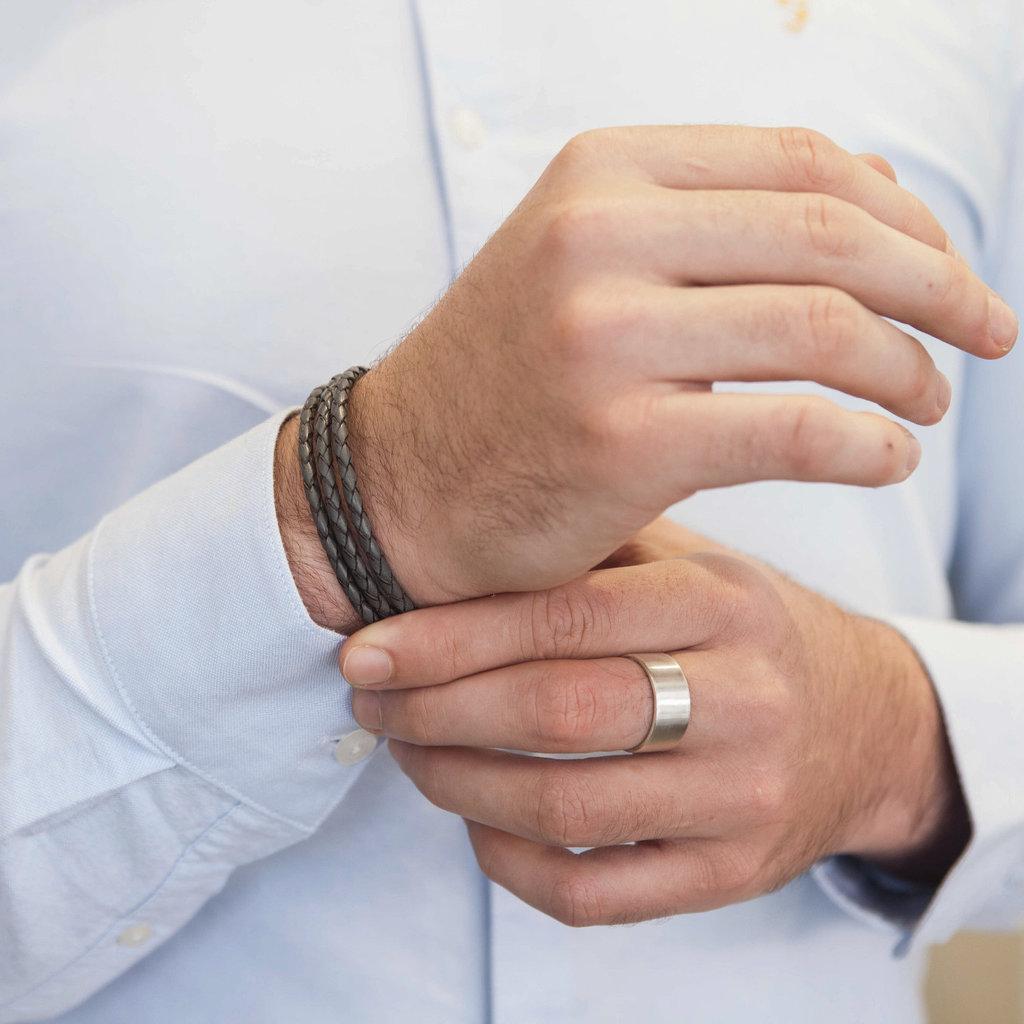 Joulberry Soho Bracelet Grey