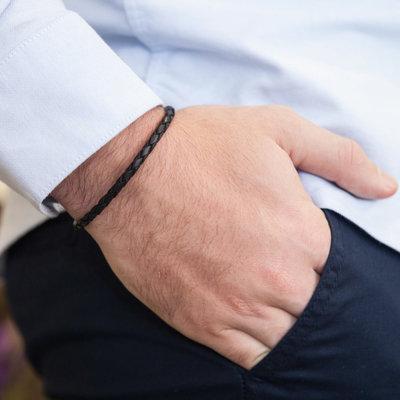 Northcote Bracelet Black