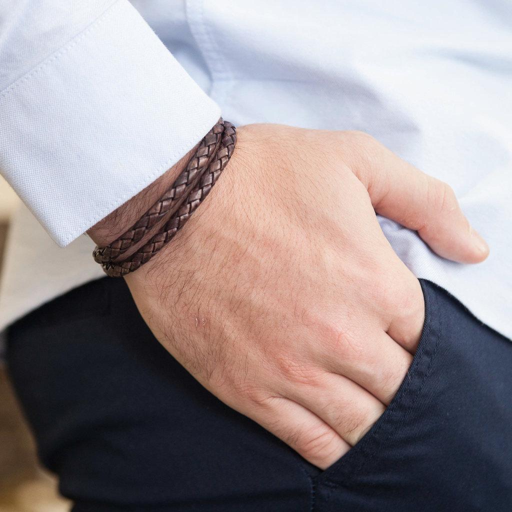 METRO Islington Bracelet Mocha