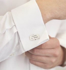 Joulberry Heart on your Sleeve Cufflinks