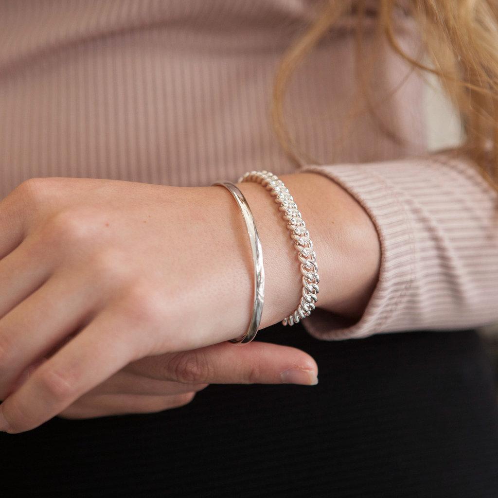 CASSIDY Silver Helena Bracelet