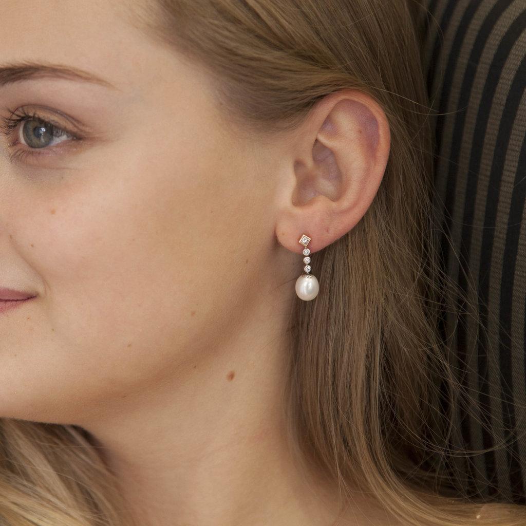 Jocasta Diamond Earrings