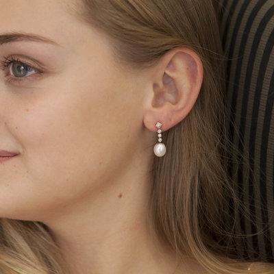 Joulberry Princess Diamond Earrings