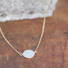 Joulberry Gold Bethany Necklace