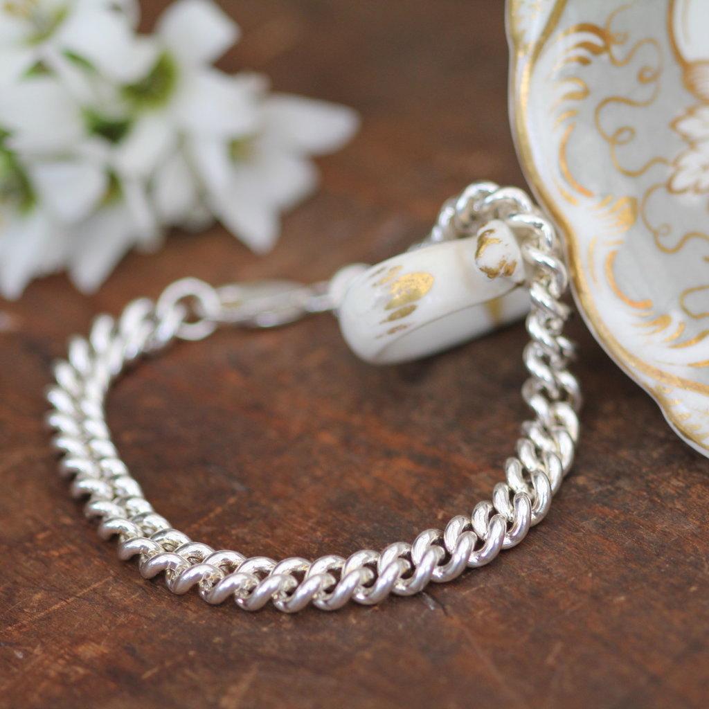 Joulberry Silver Notting Hill Bracelet