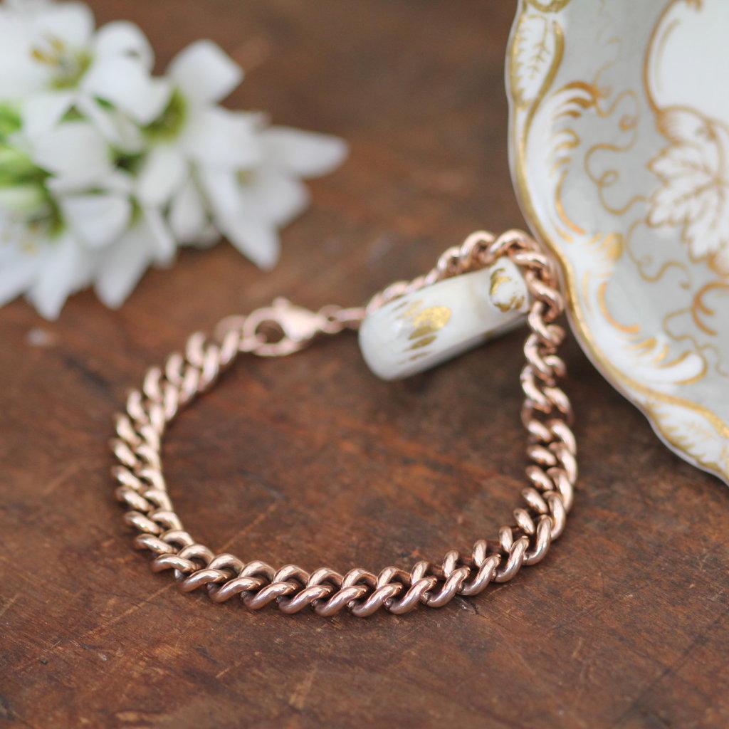 Rose Gold Notting Hill Bracelet