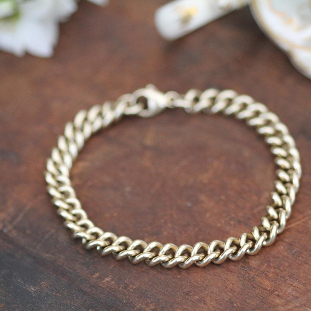 CASSIDY Gold Notting Hill Bracelet