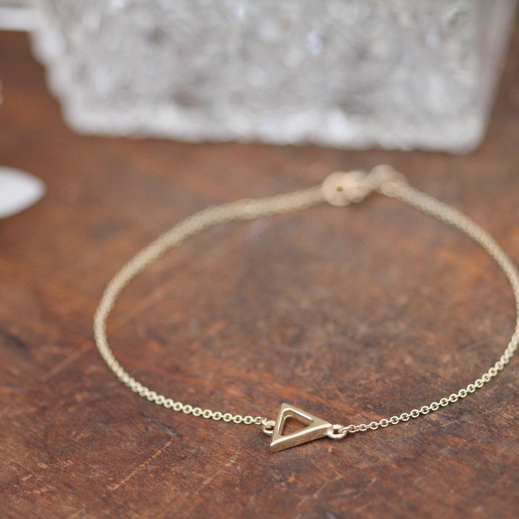NOVA Gold Bracelet