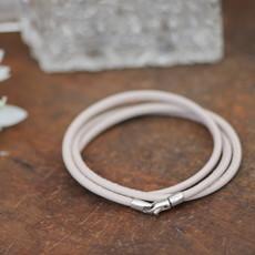 BOHO Tri Blush Bronte Bracelet