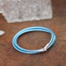 BOHO Aqua Bronte Bracelet