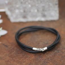 BOHO Tri Black Bronte Bracelet