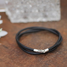 BOHO Black Bronte Bracelet