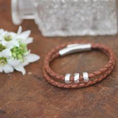 Joulberry Tan Luna Bracelet
