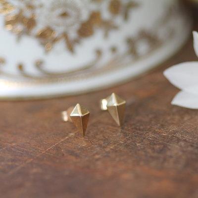 Golden Kite Earrings